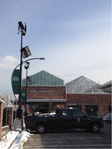Wholefoods Greenhouse in New York